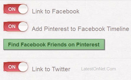 increase your pinterest followers