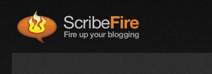 Scribefire next firefox addon