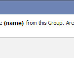 How to remove and ban a member from Facebook Group
