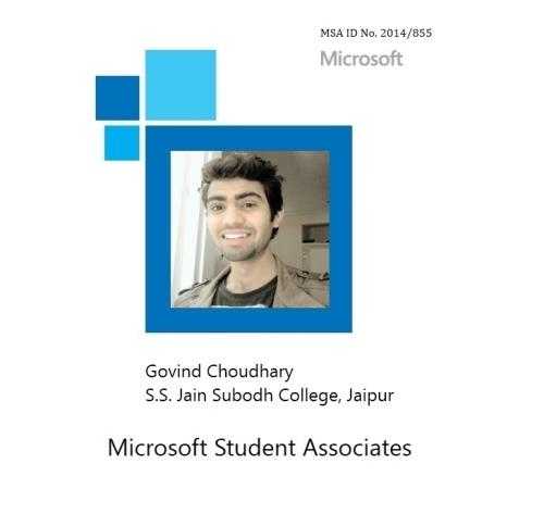 govind_choudhary-MSA