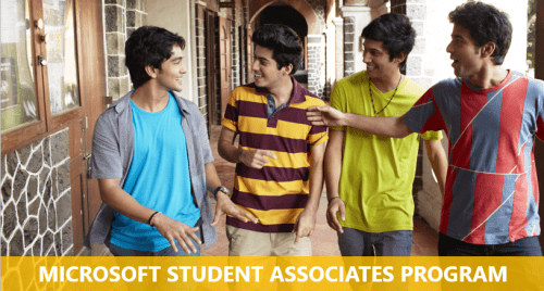 Microsoft-Student-Associates-program