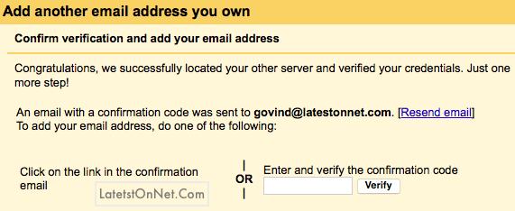verify-custom-email-gmail-account