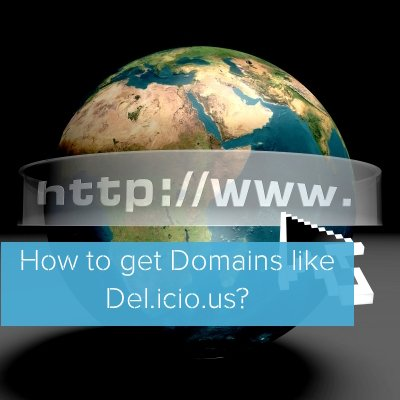 How to Find Unique Domains like del.icio.us, bit.ly?