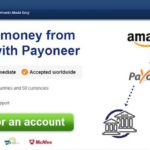 How To Receive Amazon.com Affiliates Earnings Via Payoneer [India]