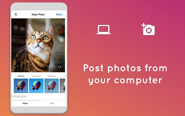 How to upload photos on Instagram from PC/Mac? - LatestOnNet com